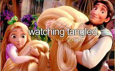Watching Tangled