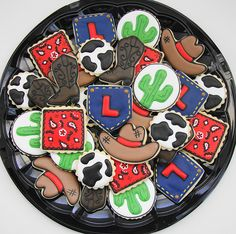 more cowboy sugar cookies First Birthday Theme Girl, First Birthday Cookies, Rodeo Birthday, Birthday Ideas, Baby Cookies, Cut Out Cookies, Cute Cookies, Sugar Cookies, Cowgirl Party