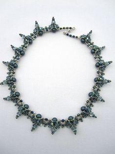 Perltine - Perlen, Perlen, Perlen: Prima-Necklace nach Isabella Lam