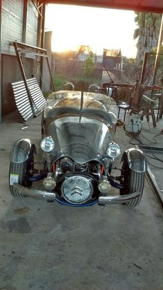 Reverse Trike, Automotive Engineering, Gentlemans Club, 3rd Wheel, Electric Car, Vintage Trucks, Commercial Vehicle, Fast Cars, Cars And Motorcycles