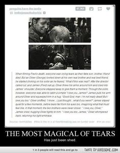 This one was always the most special to me, Fred and George
