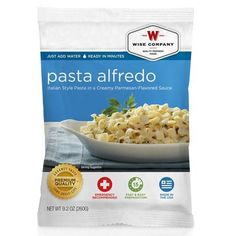 Side Dish - Pasta Alfredo, 4 Servings