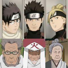 Team tobirama Anime Naruto, Anime Chibi, Naruto Uzumaki, Hinata, Naruto Sasuke Sakura, Shikamaru, Manga Anime, Naruhina, Kakashi
