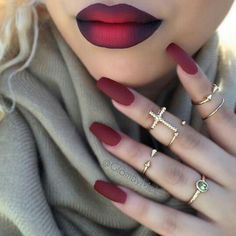 Wine red everything