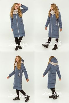 Пуховик женский зимний сезон 2021, модель 214-Д Coat, Jackets, Fashion, Down Jackets, Moda, Sewing Coat, La Mode, Coats, Fasion