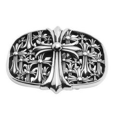 Chrome Hearts - Cross Ring