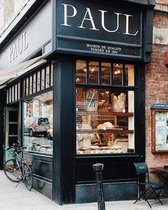 paul bakery cafe, hampstead heath, london