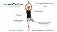 How to do Tree Pose