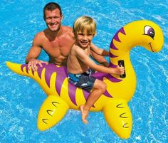 I want all of these awesome pool toys! Especially #8!