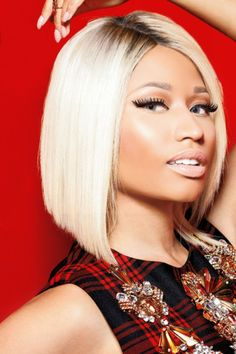 Happy Birthday NIcki Minaj on December 8th! For more info on Sagittarius Zodiac sign click here----> http://zodiacadvice.com/2013/12/05/happy-birthday-nicki-minaj-on-december-8th/  #sagittarius #nicki #short #hair #astrology #quotes #celebrity