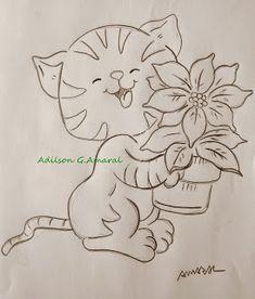 Arte * Vida: Riscos Gatos