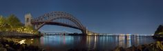 Hell Gate Bridge | Hell Gate Bridge in Astoria » New York Panorama