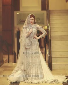 """"""" Our together is forever ❤. We have tied not only the knot, but our hearts and souls 💫 """" Stay tuned to for Amazing Coverage 😍… Pakistani Fashion Party Wear, Pakistani Wedding Outfits, Pakistani Dress Design, Bridal Outfits, Pakistani Dresses, Stylish Dresses, Fashion Dresses, Max Dresses, Long Dresses"""