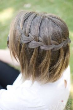 New Braids Hairstyles for Short Hair