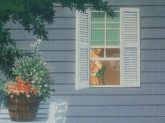 Weather Gifs Gifs, Anime Kunst, Anime Art, Relaxing Gif, Studio Ghibli Art, Japon Illustration, Futuristic Art, Aesthetic Gif, Anime Scenery