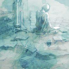 Illustration by 降島ツカサ