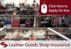 Leather Goods Excluding Clothes Shop Insurance