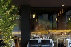 """Restaurante """"Al Punto"""" / Estudio Mariano Martin"""