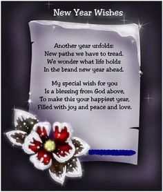 #new_year_wishes for all your dear and near ones