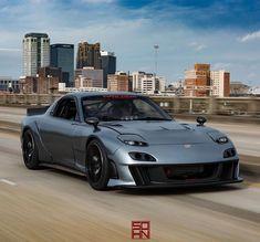 Precioso el RX7 de @herblenny | ClubJapo. Portal de coches japoneses