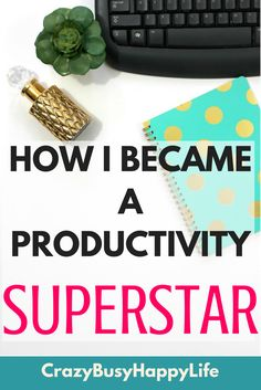Learn to crush your goals, master time management, and be more productive. Learn productivity hacks that will beat procrastination and help you get stuff done! Free download - The Productive Year workbook