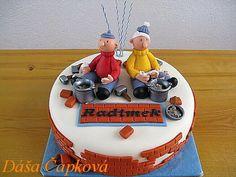 Výsledek obrázku pro dort pat a mat