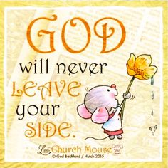 Little Church Mouse....