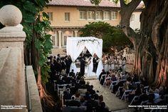 Rustic Elegance Wedding - The Addison, Boca Raton - Dalsimer Atlas Floral and Event Decorators