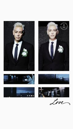 BIGBANG TOP WALLPAPER / LOCKSCREEN
