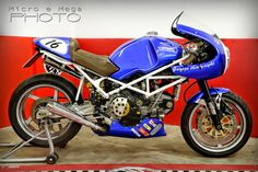 IL DUCATISTA: Monster Paul Smart by Garage 38.