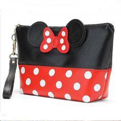Minnie Mouse Patchwork Bag