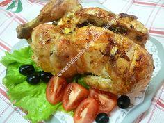 Рецепт фаршированной курицы с черносливом