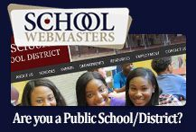 Learn more about how School Webmasters works with Public Schools and Districts.