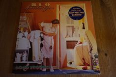 "Reo Speedwagon - Good Trouble 12"" LP 12"" Record"