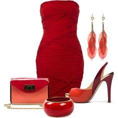 """""""She's On Fire!"""" by sannroberts on Polyvore"""