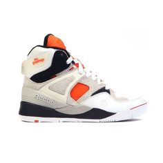 Reebok X Kilates The Pump Certified Men's Retro Basketball Trainers Hi Tops