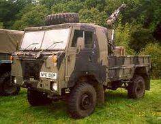 Image result for land rover rapier tractor