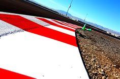 Exotics Racing racetrack