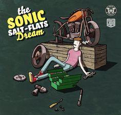 Mercenary Garage: Sonic Salt-Flats  #SonicSaltFlats #Mercenary #MercenaryGarage