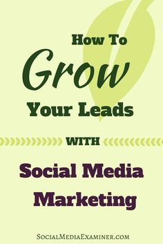 Three ways to use social media to gather leads and insights from your fans. http://www.intelisystems.com