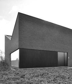 minimalarchitecture:  House B - Caan Architecten