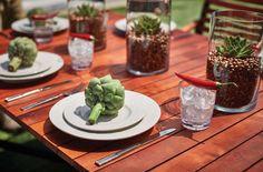 ✨The Beautiful Sustainable Plaza Mayor Dining Set✨ #fsc #sustainable #wood #patio #dining #table