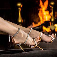 Giuseppe Zanotti 'Harmony Sparkle' Sandals