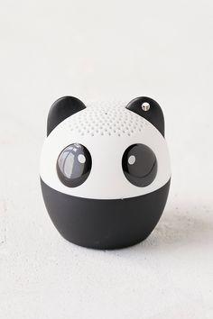 Slide View: 1: Wireless Panda Speaker
