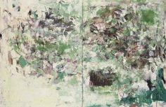 Joan Mitchell, Untitled