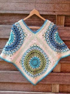 105 Best Crochet Shawl Images Yarns Crochet Clothes Crochet Patterns