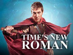 El Descanso del Escriba: Time's new Roman