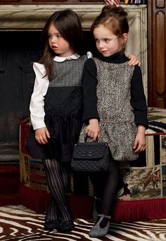 She and her best friend refuse to match. However, coordinating outfits always made for better photographs.