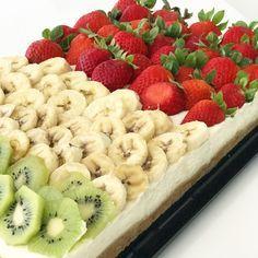 Vynikajúci ovocný cheesecake bez cukru a múky! - jedztedoschudnutia.sk