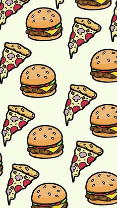 Hamburguesa & Pizza